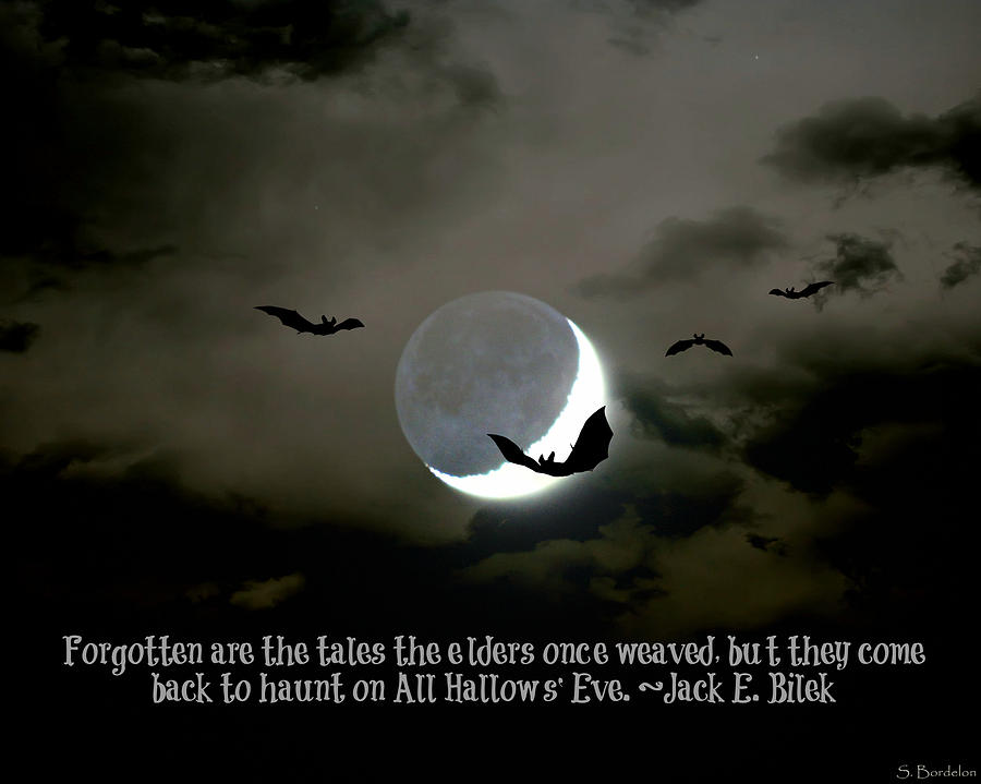 All Hallows' Eve Photograph - All Hallows Eve by Southern Tradition