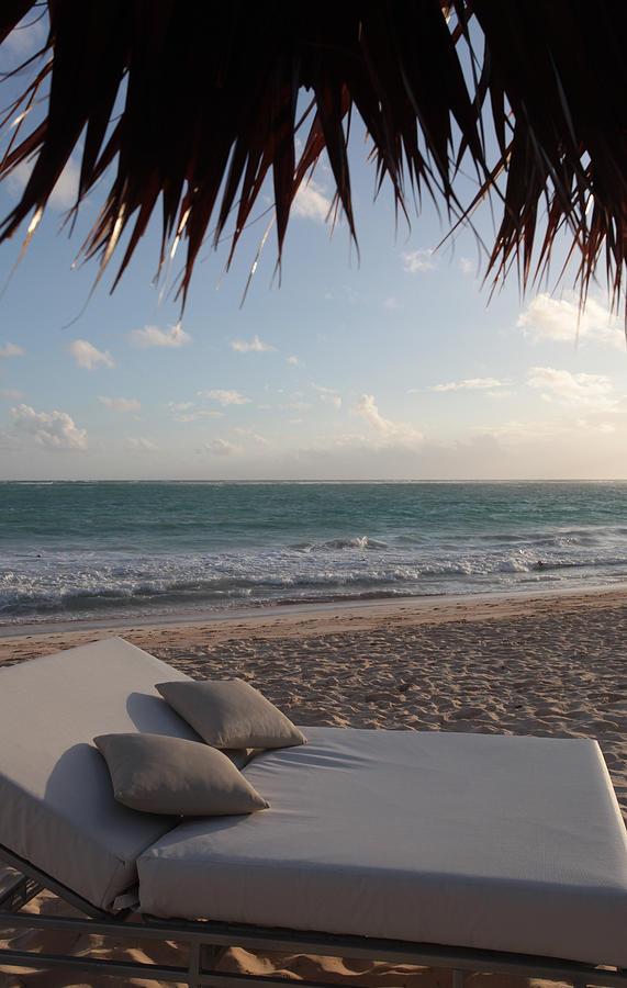 Atlantic Photograph - Alluring Tropical Beach by Karen Lee Ensley