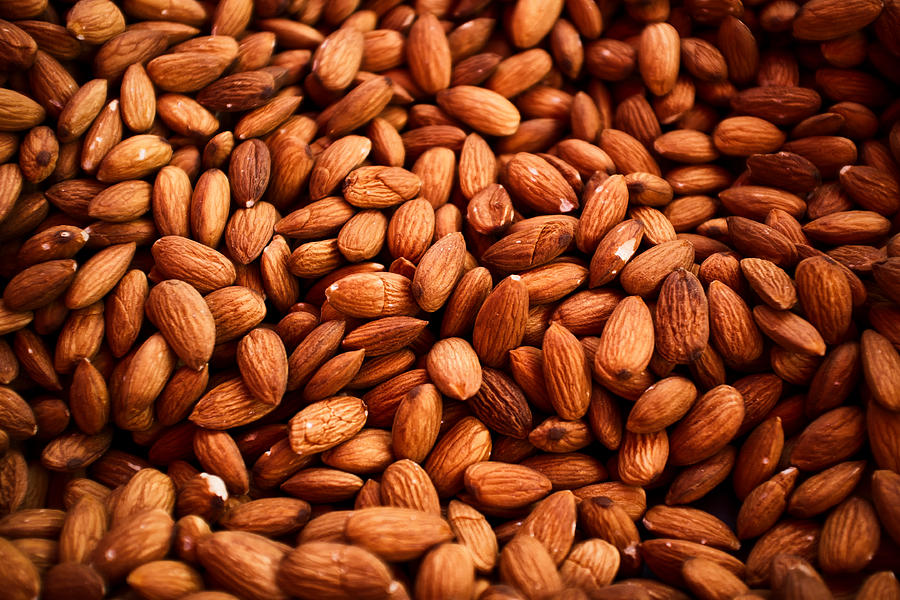 Almonds Photograph - Almonds by Tanya Harrison