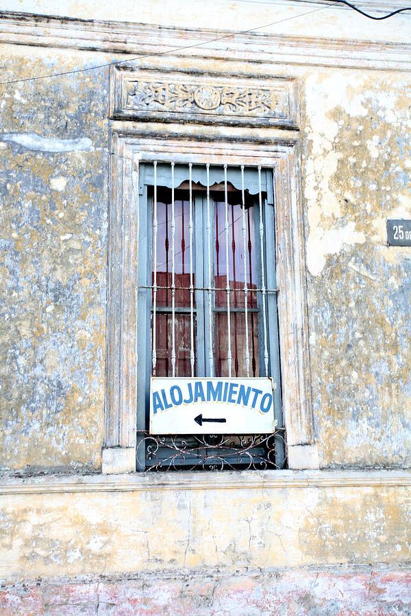 Old Houses Photograph - Alojamiento by Pablo  De Loy