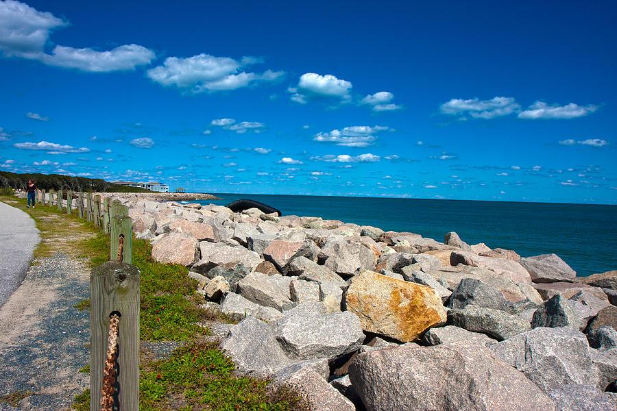 Along The Coast Photograph