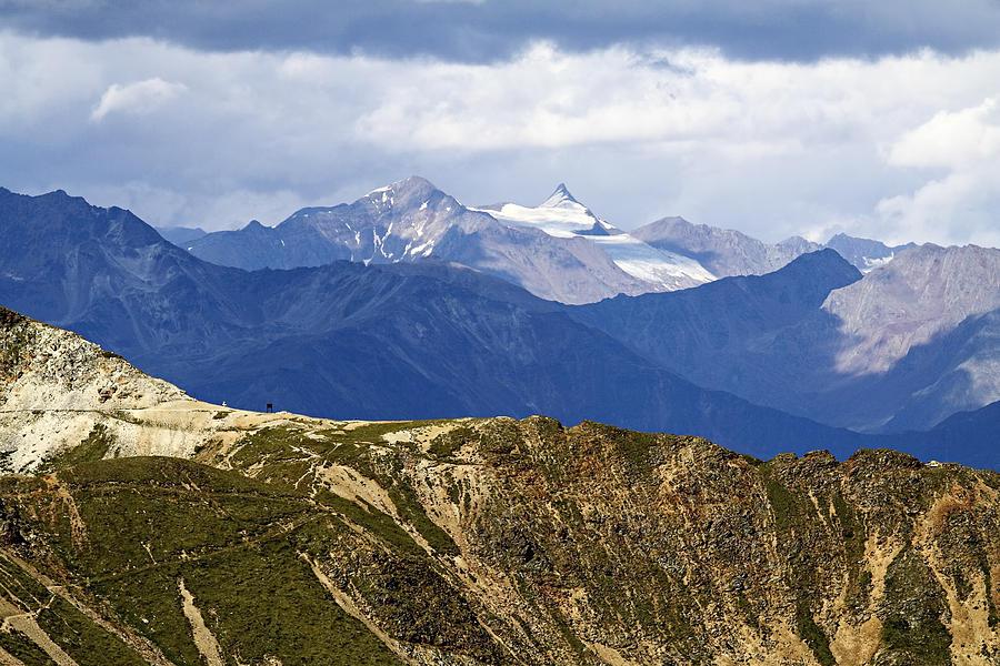 Alps Photograph - Alps by Cristian Mihaila