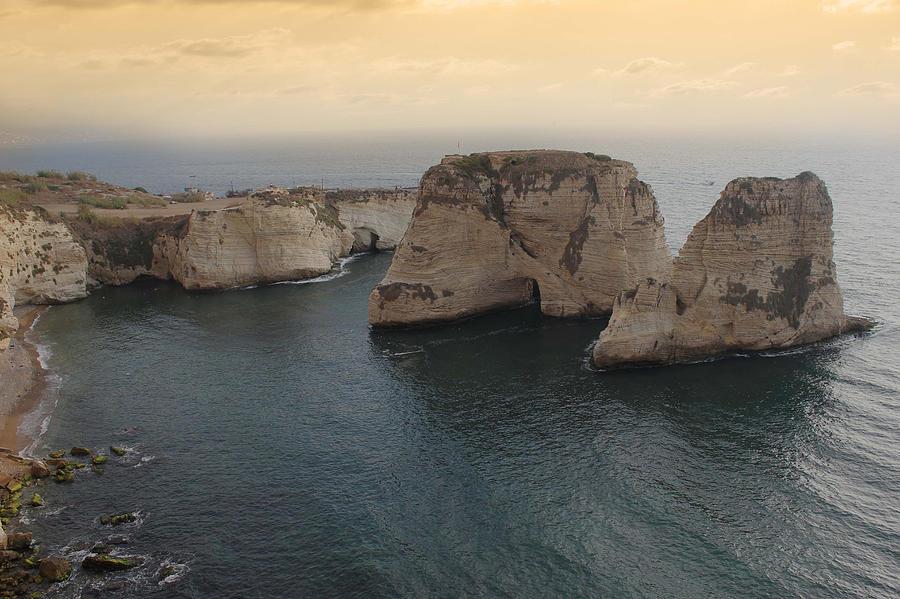 Landscape Photograph - Alrawshe by Amr Miqdadi
