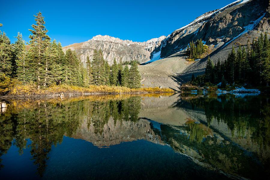 America Photograph - Alta Lakes by Josh Whalen