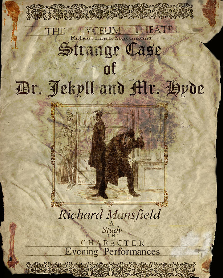 a review of stevensons book dr jekyll and mr hyde Audiobook review: strange case of dr jekyll and mr hyde by robert  but the  version of stevenson's book gets the first-rate treatment, with.