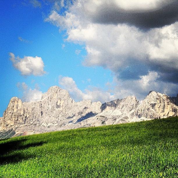 Beautiful Photograph - Always Dolomites by Luisa Azzolini