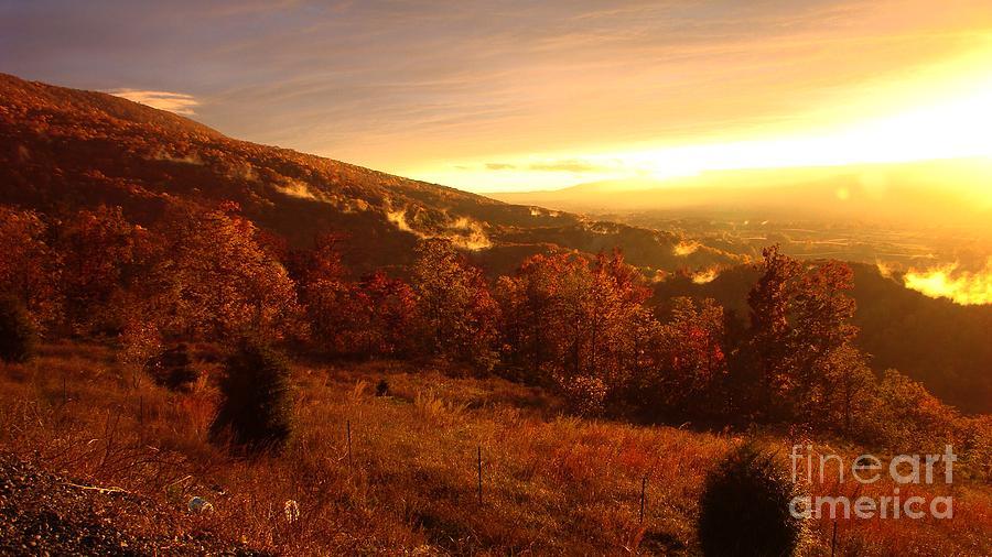 Mountain Photograph - Always Heaven by Steven Lebron Langston