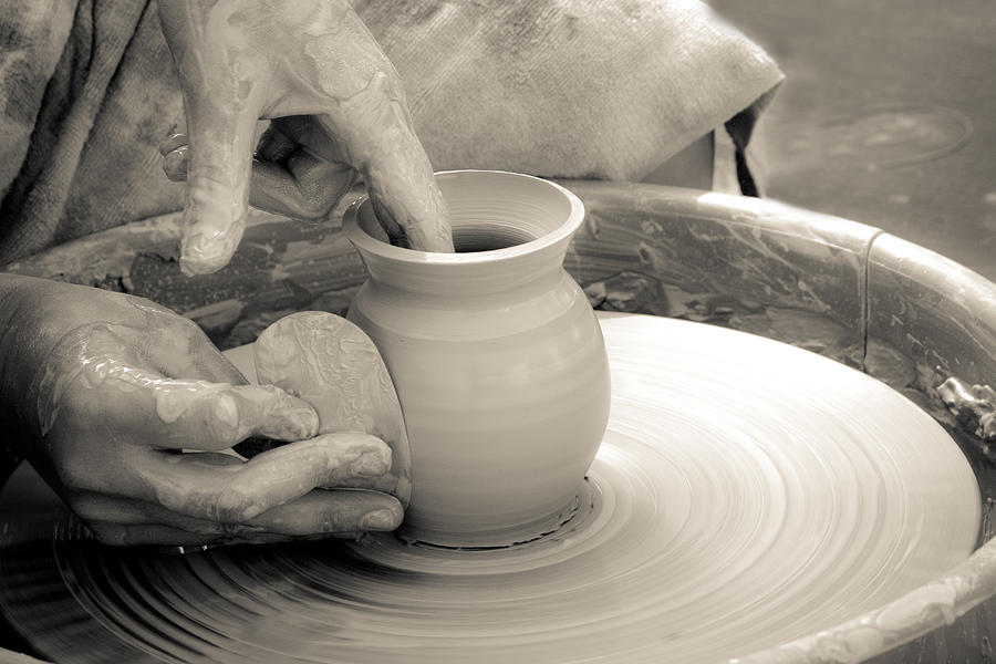 Artisan Photograph - Amazing Hands Vi by Emanuel Tanjala