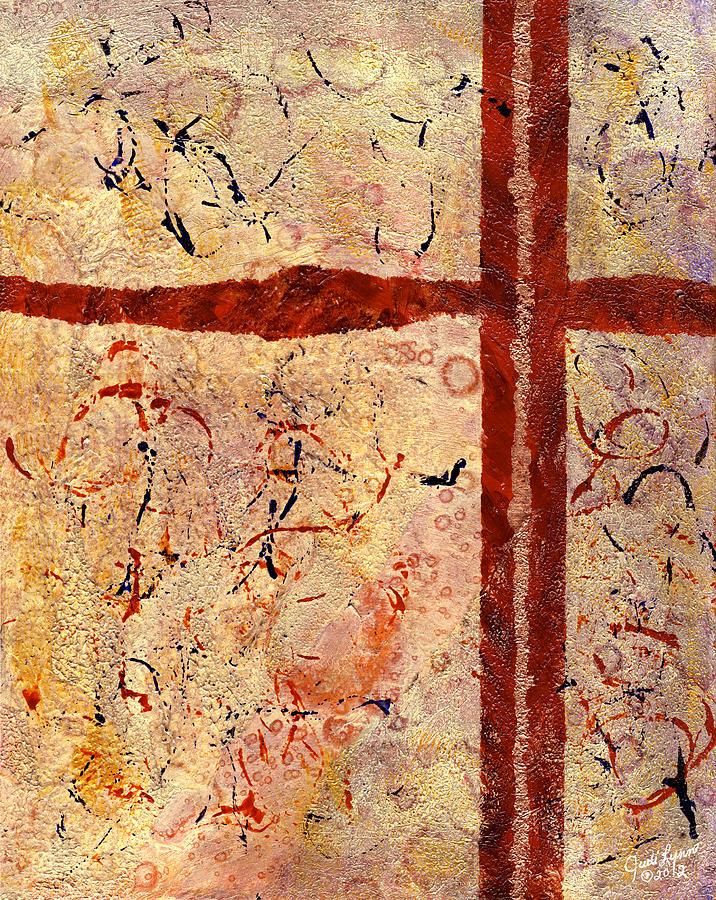 Amazing Painting - Amazing Love by The Art Of JudiLynn