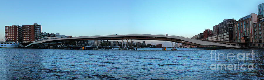 Amsterdam Photograph - Amsterdam - In The Bay- 03 by Gregory Dyer