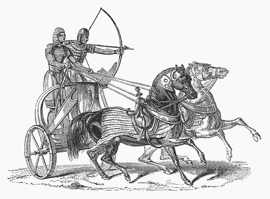 Ancient Archers Photograph By Granger