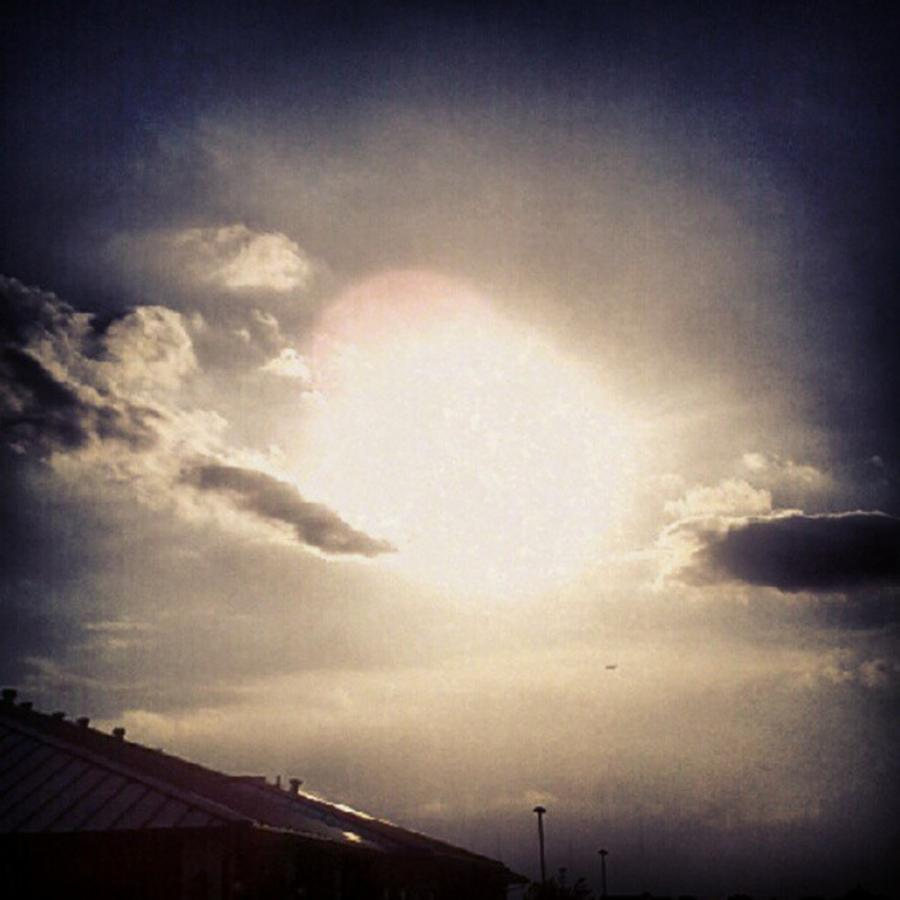 Sun Photograph - #andrography #nexuss #random #sun by Kel Hill
