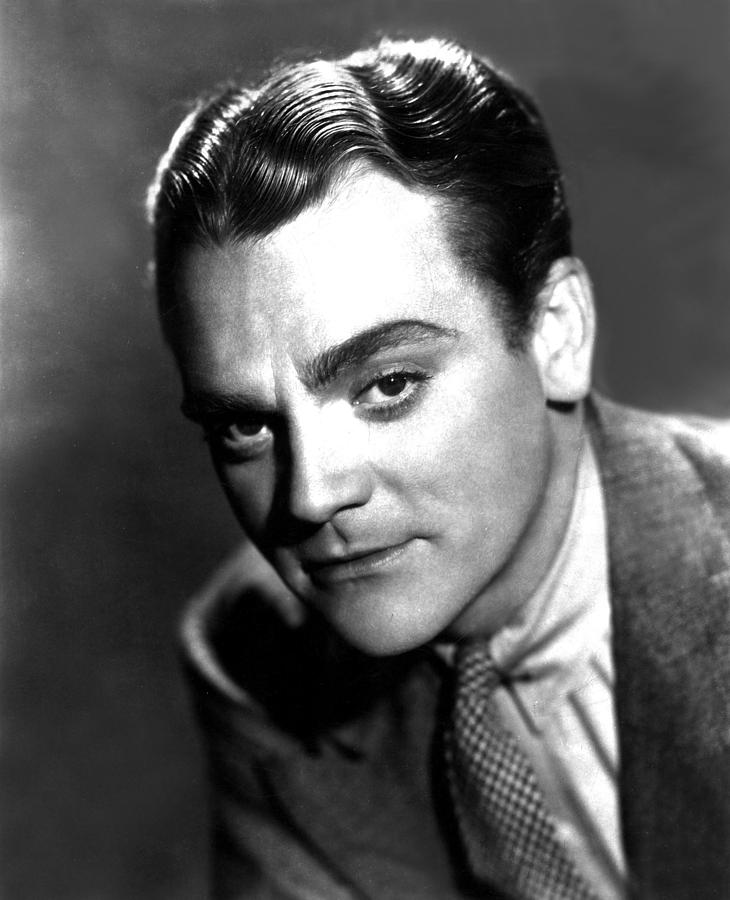 1930s Movies Photograph - Angels With Dirty Faces, James Cagney by Everett