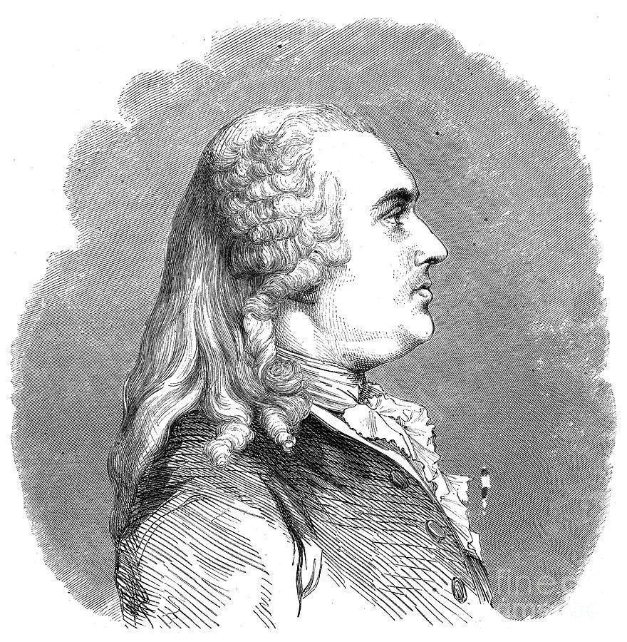 18th Century Photograph - Anne Robert Turgot by Granger