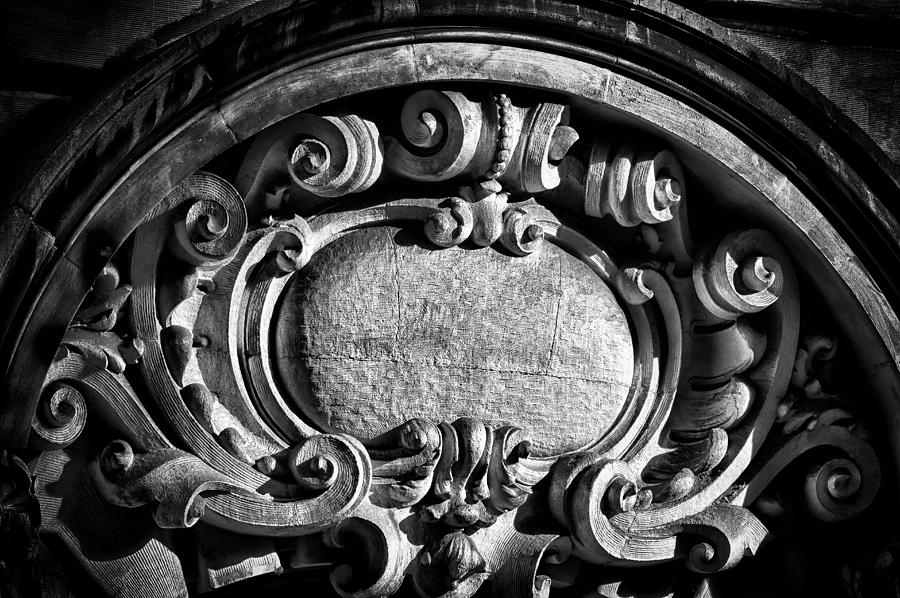 Us Photograph - Ansonia Building Detail 14 by Val Black Russian Tourchin