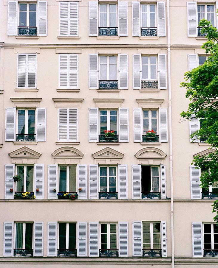 Paris Photograph - Paris Life by Shaun Higson
