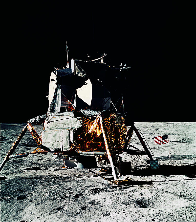apollo lunar lander instruments - photo #32