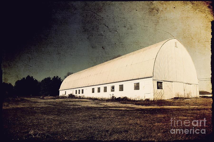 Barn Photograph - Appleton Barn by Joel Witmeyer