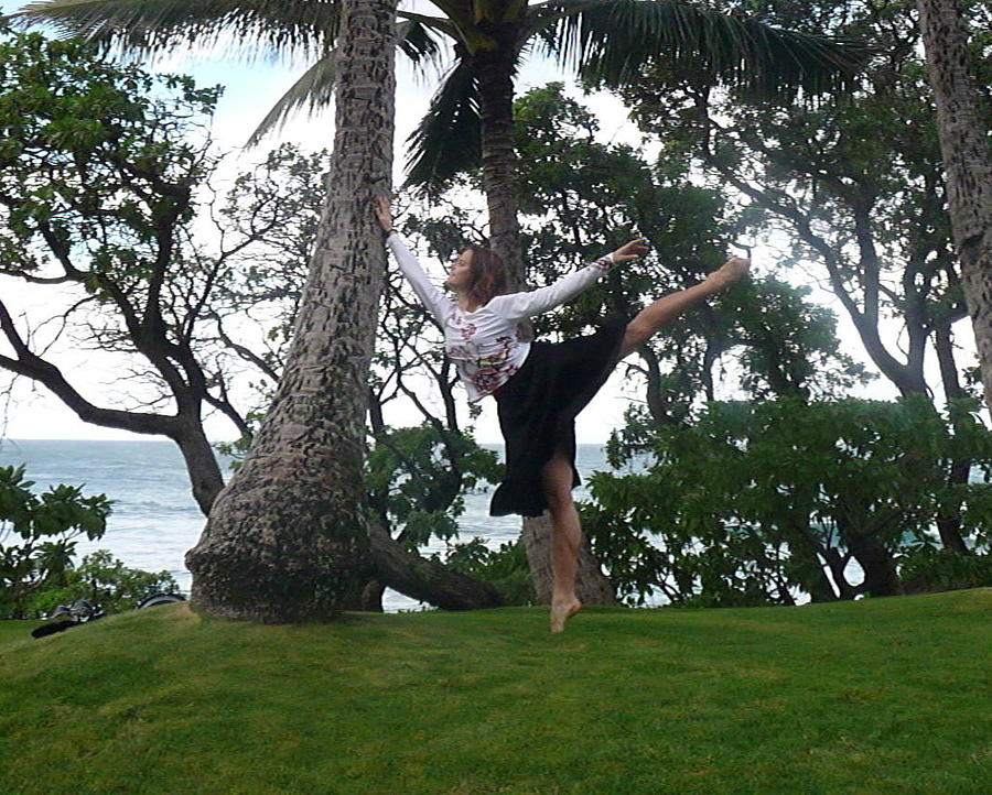 Arabesque In The Palms Photograph by Lena Ulses