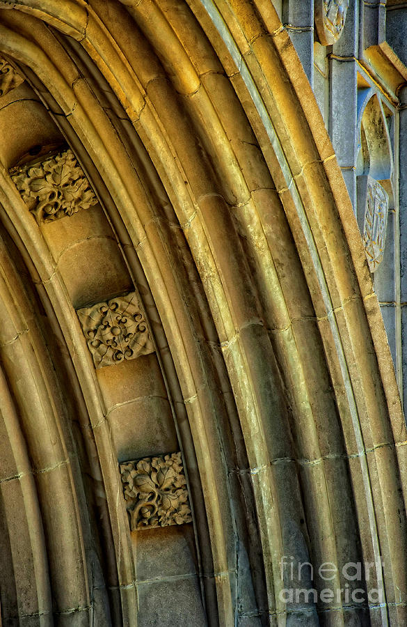 Arch Photograph - Arch by Kathleen K Parker