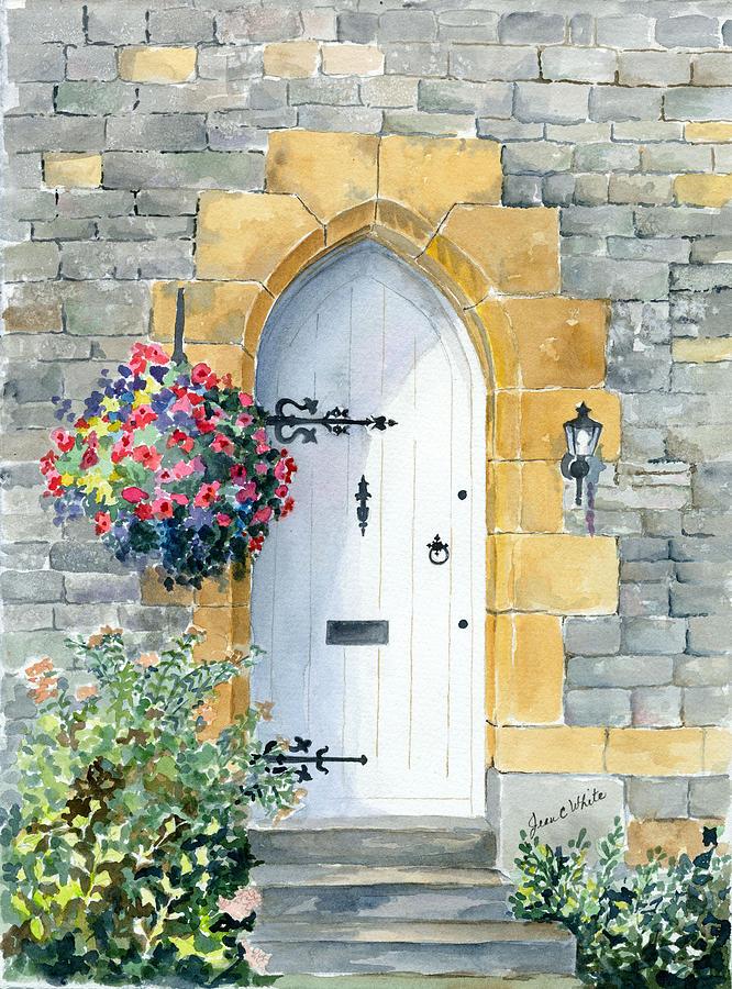 How To Paint Doorways In Acrylic