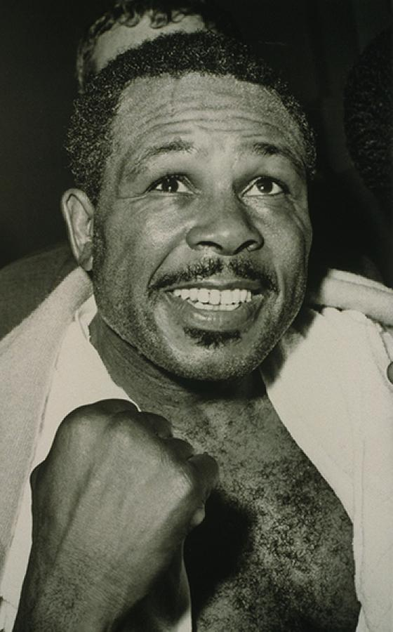 History Photograph - Archie Moore 1916-1998 Held The World by Everett