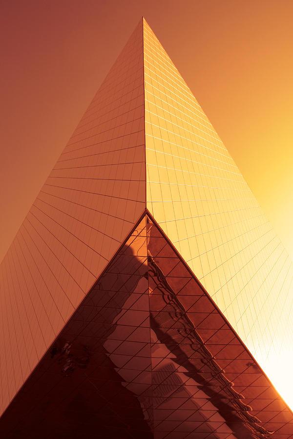 Fassade Photograph - Architecture 3001 by Falko Follert