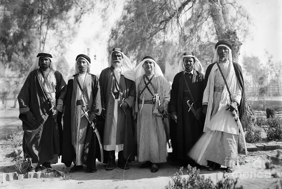 1935 Photograph - Aref Al-aref (1892-1973) by Granger