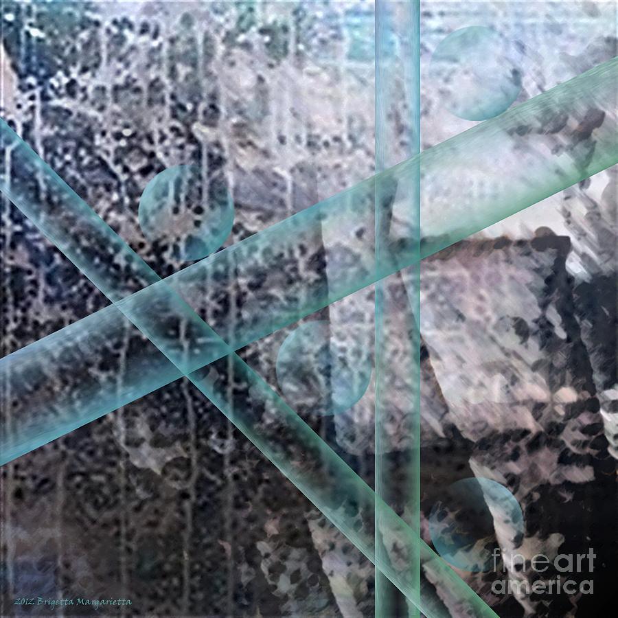 Argument Digital Art - Argument by Brigetta  Margarietta