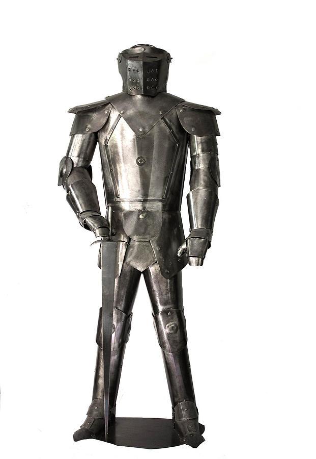 armadura medieval medieval suit of armor sculpture by antonio