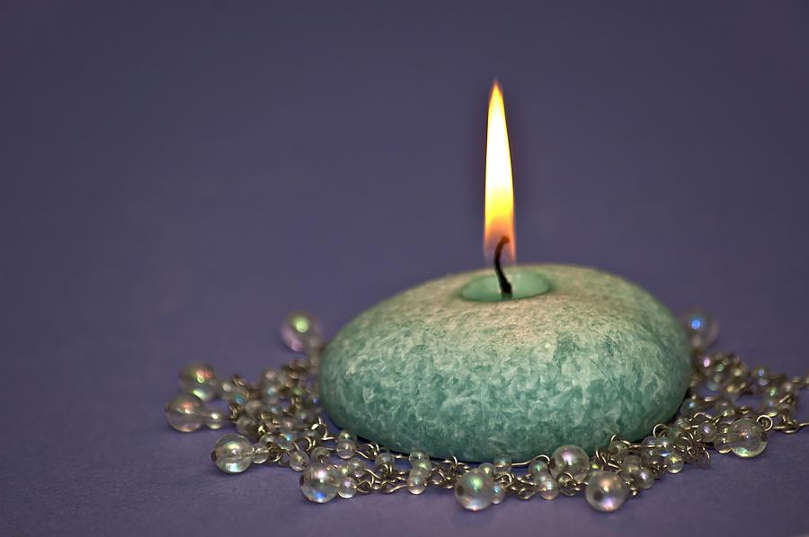 Still Life Photograph - Aromatherapy by Carolyn Marshall