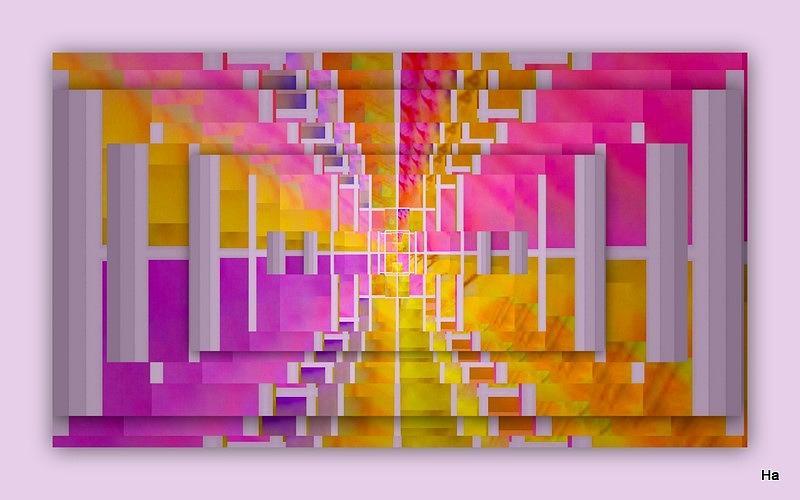 Art-arcobaleno Photograph by Halina Nechyporuk