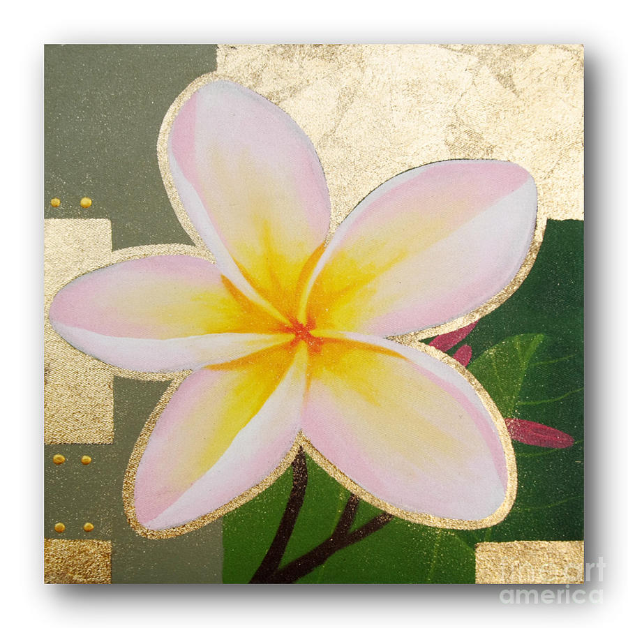 art flower painting FL057 Painting by Flower Painting