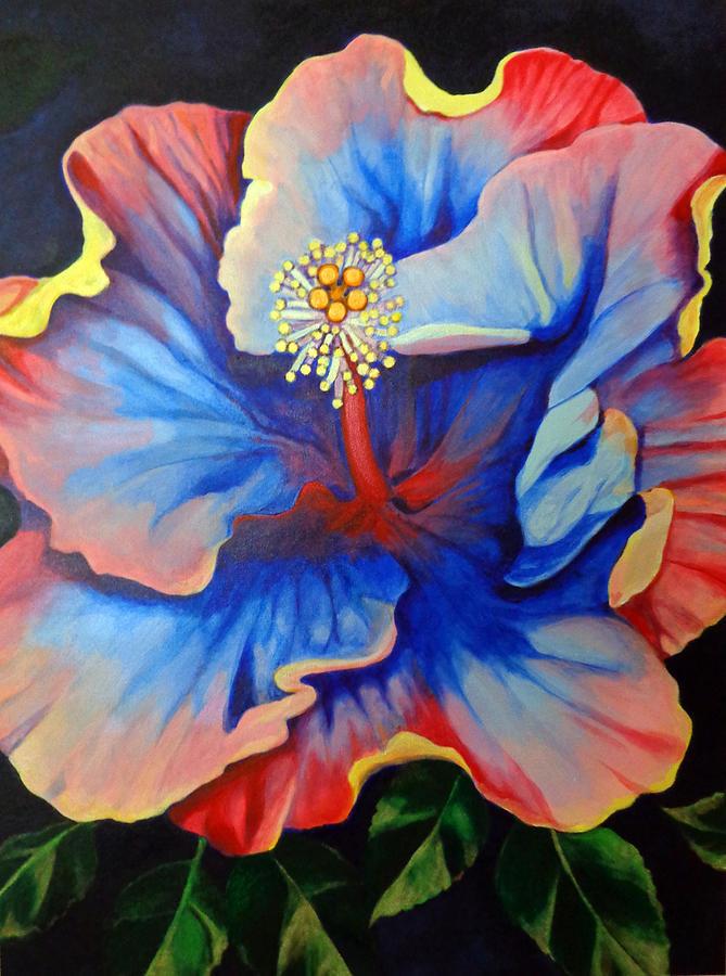 Artemis Painting by Kyra Belan
