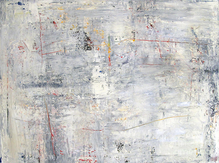 Artifact Painting - Artifact 18 by Charlie Spear