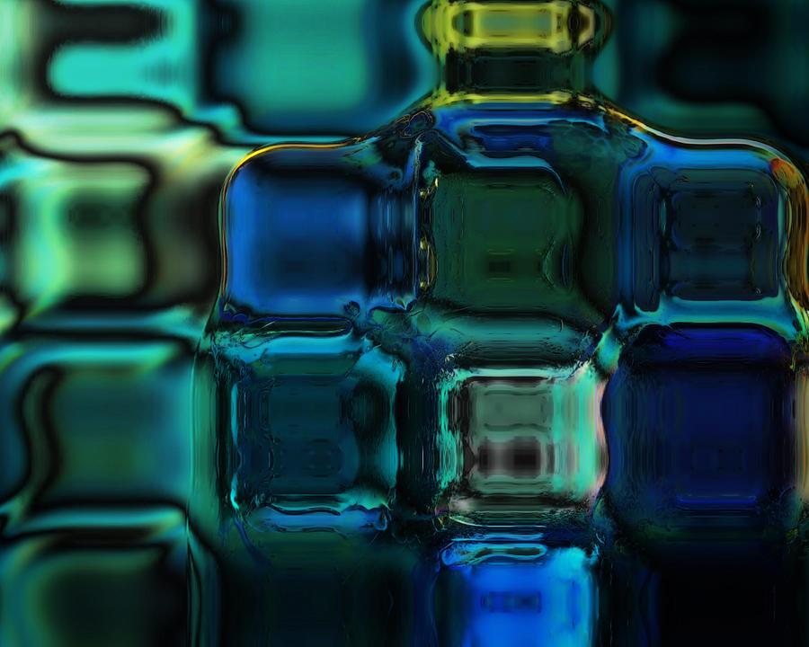 Glass Photograph - Artisan Glass by Sandra Sigfusson