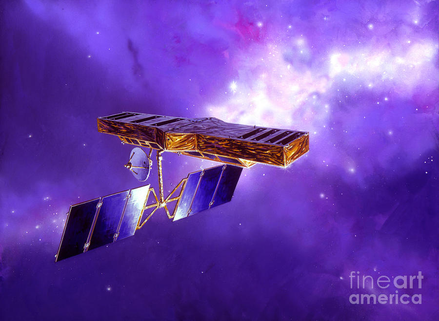 Color Image Digital Art - Artists Concept Of Space Interferometry by Stocktrek Images