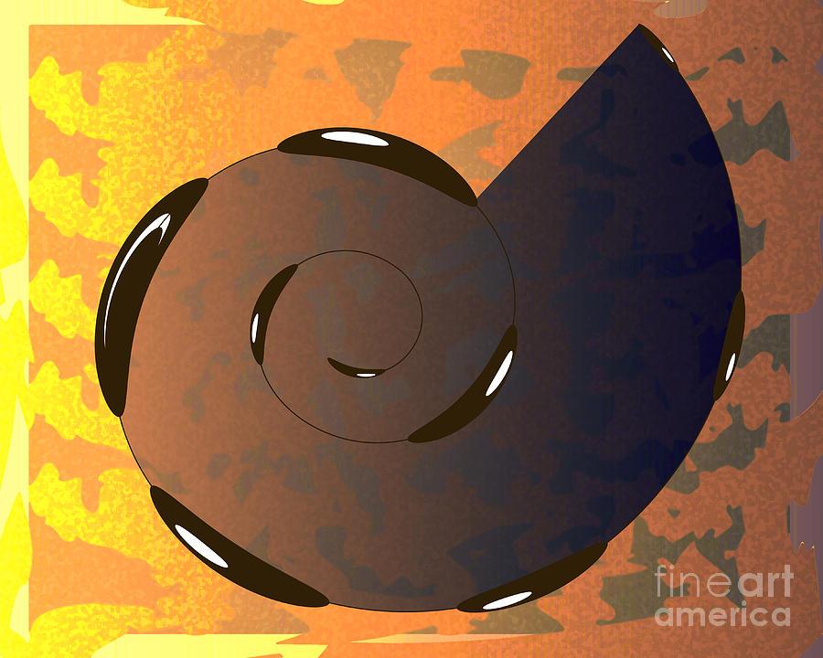 Asomatous Digital Art - Asomatous IIi by Michelle Bergersen