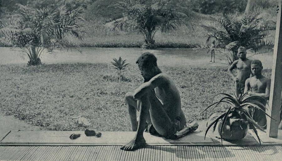 History Photograph - Atrocities Of The Rubber Slavery by Everett