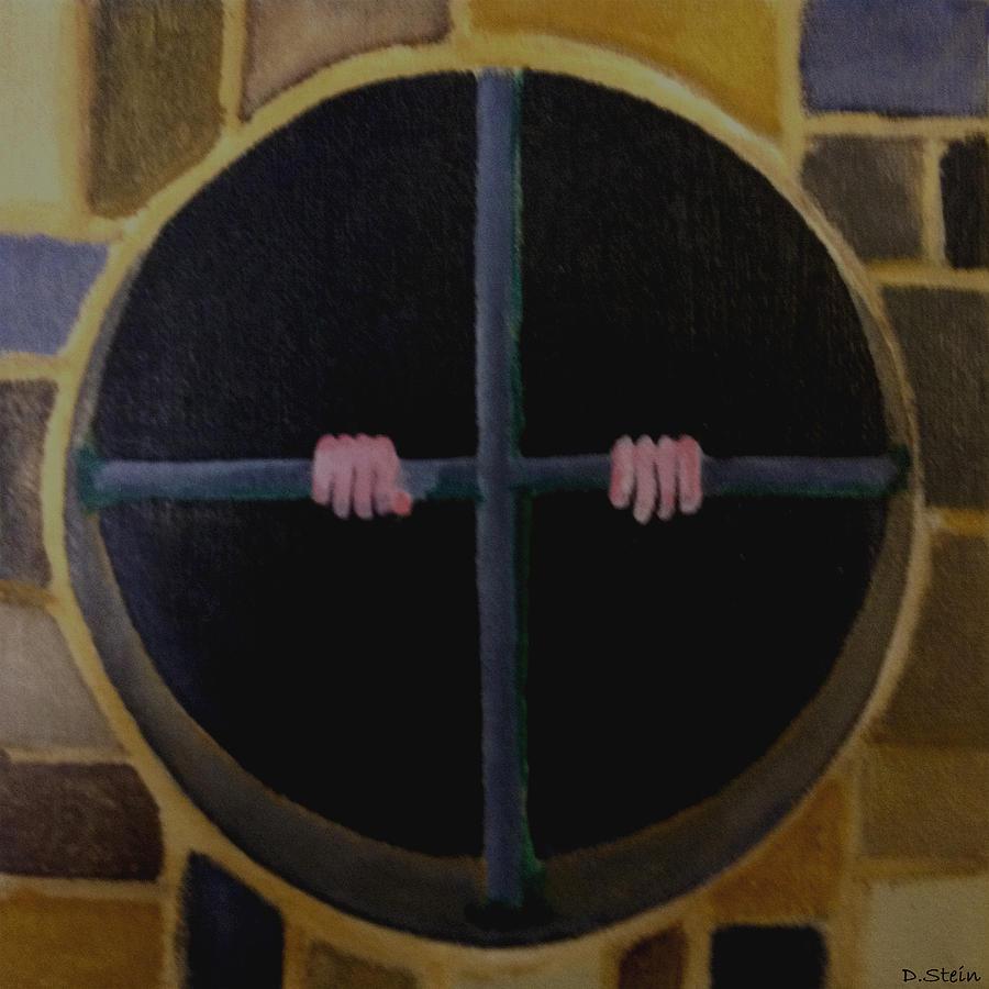 Dungeon Painting - Aubliette by Darren Stein