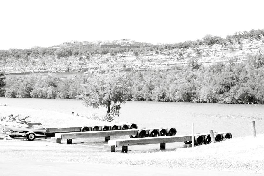 Austin Photograph - Ausitn Texas by Snow  White