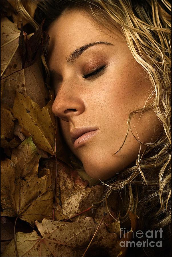 Autumn Photograph - Autumn 04 by Silvio Schoisswohl