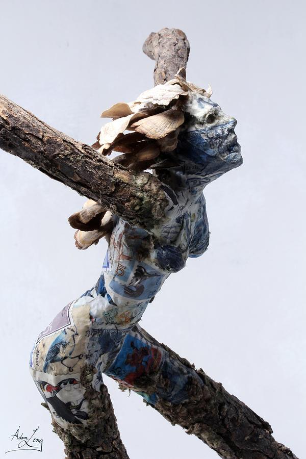 Nature Art Sculpture - Avian Dreams by Adam Long