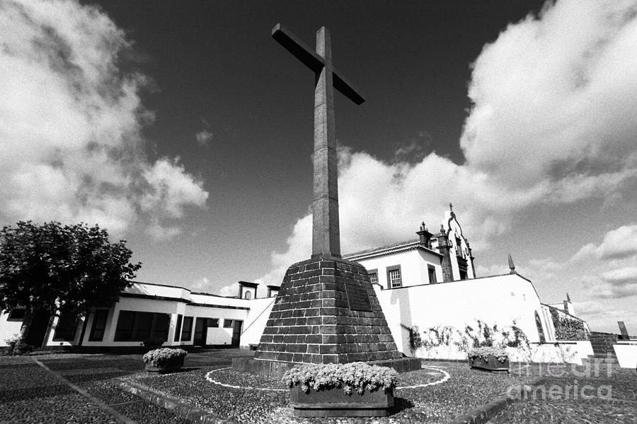 Azores Photograph - Azorean Chapel by Gaspar Avila