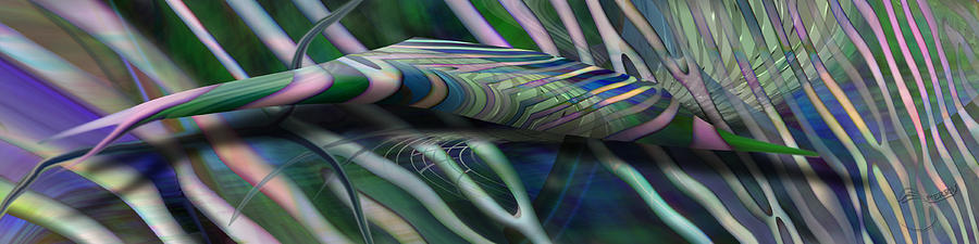 Steve Sperry Digital Art - Aztec Party by Steve Sperry