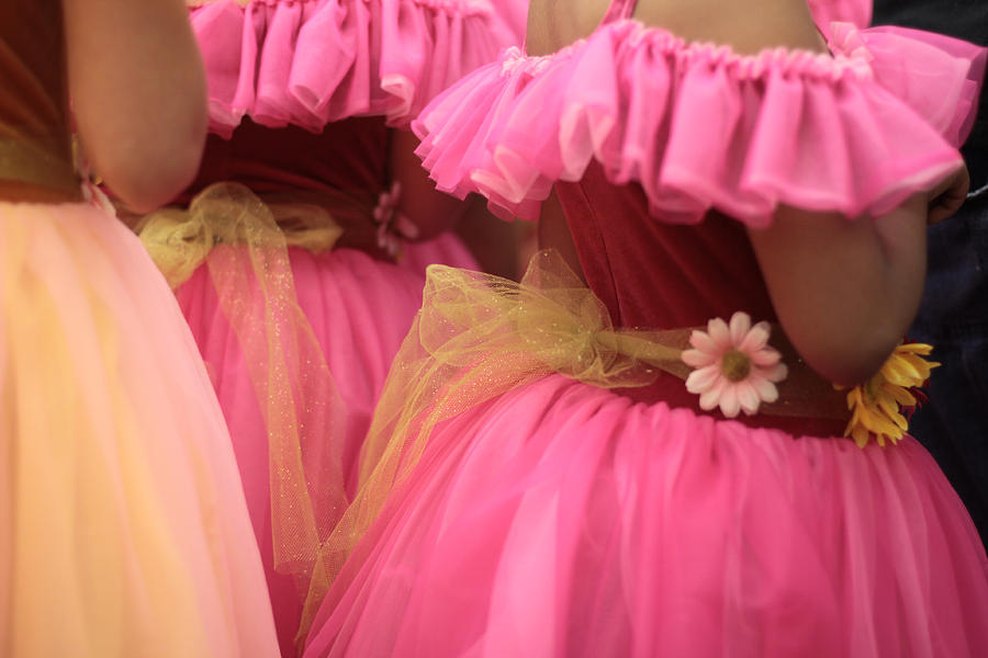 Tutu Photograph - Baby Tutus by Denice Breaux