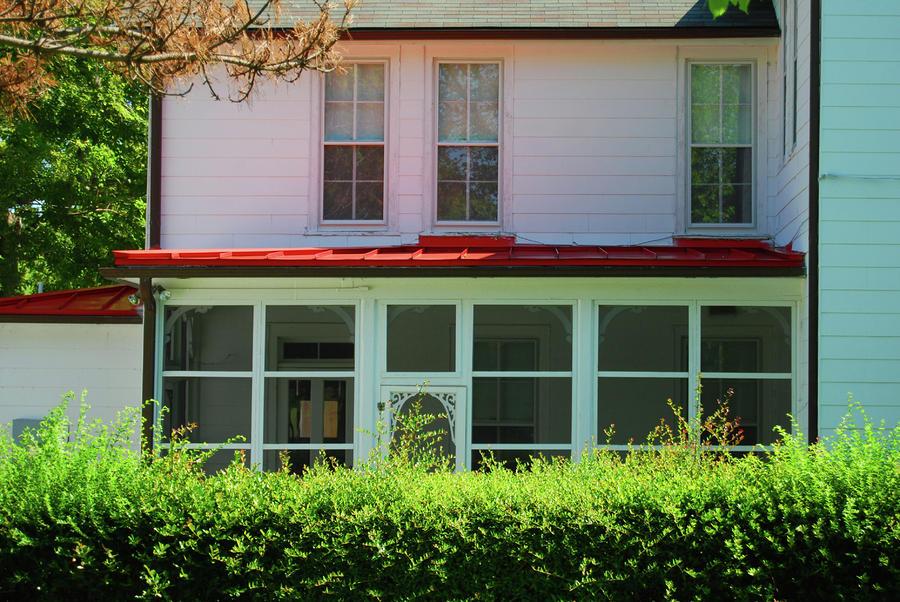 Back Porch by Robert Boyette
