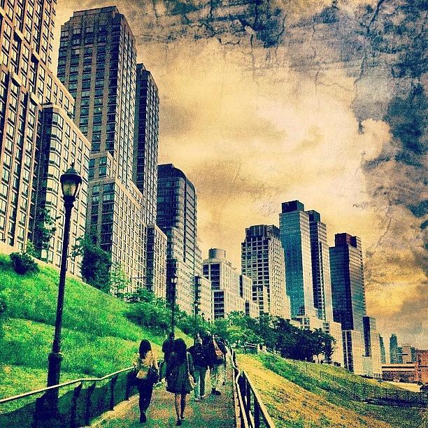 Nyc Photograph - Back To The City.  by Luke Kingma