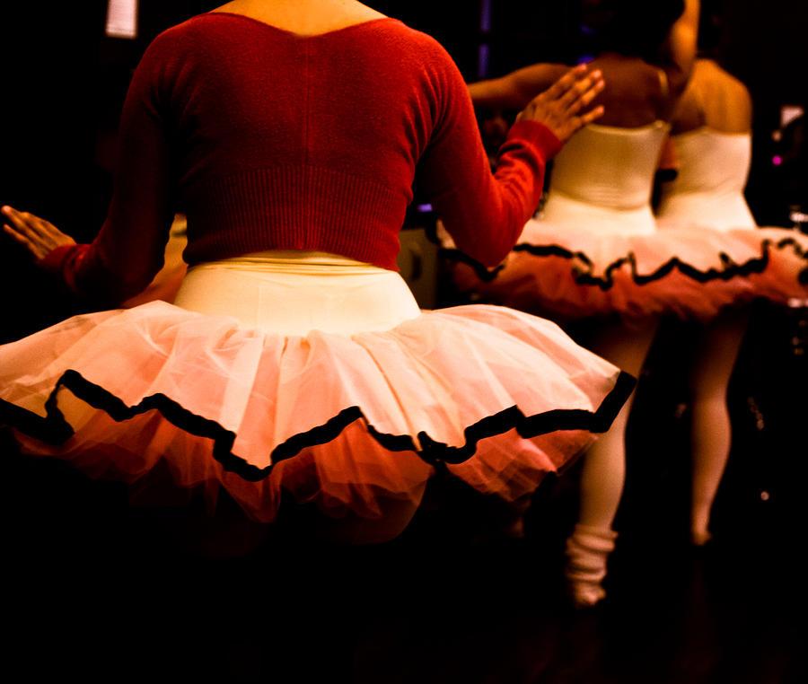 Dancer Photograph - Backstage by Denice Breaux