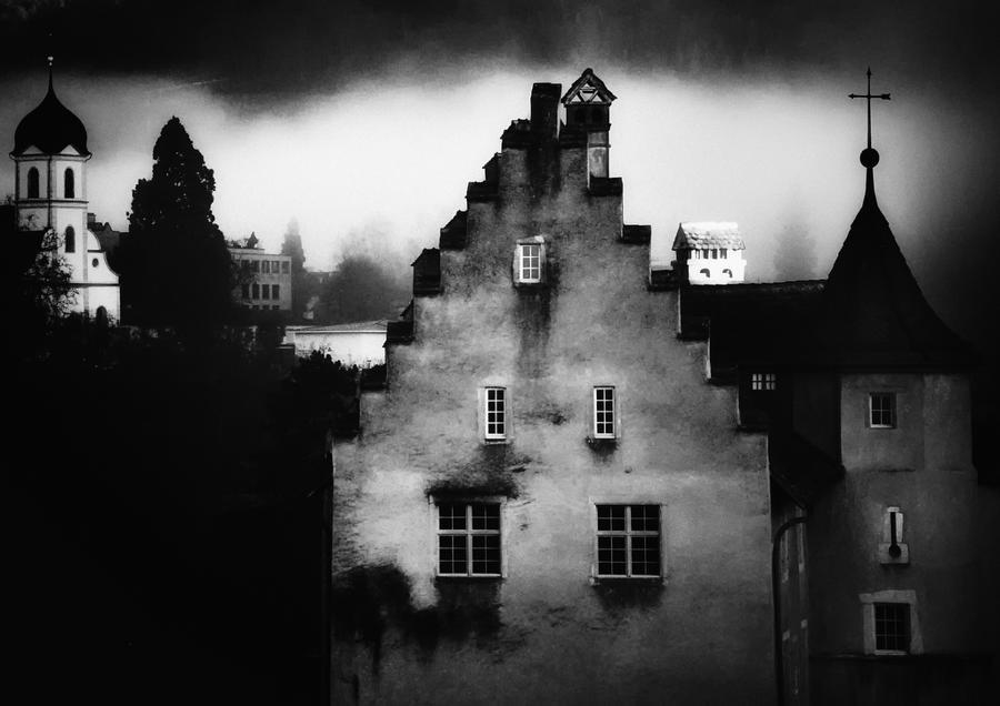 Town Photograph - Baden Through My Eyes by Svetlana Peric